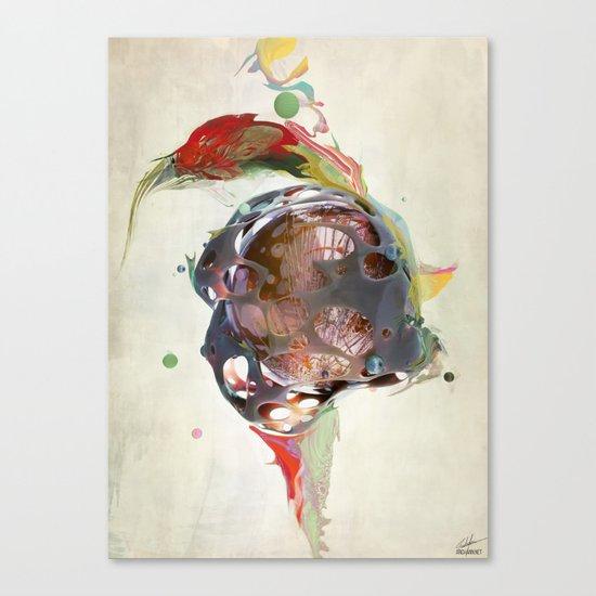 Sidett Canvas Print