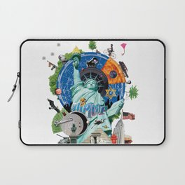 Alternative New York Laptop Sleeve