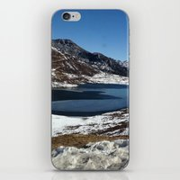 the mountains are calling iPhone & iPod Skins featuring Mountains are calling by Adeela Abdul Razak
