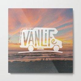 Van Life Metal Print