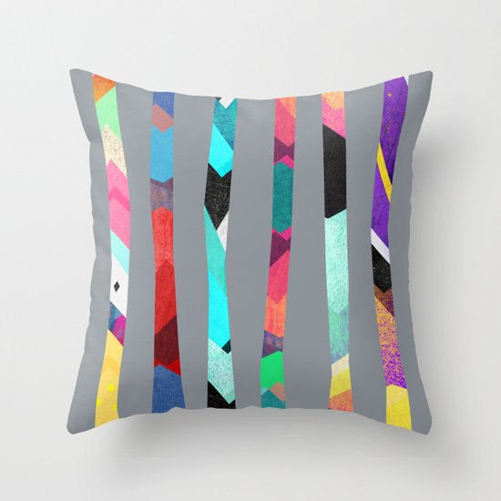 Trees - II Throw Pillow