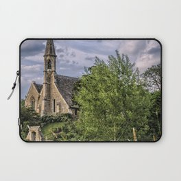 The Church at Clifton Hampden Laptop Sleeve