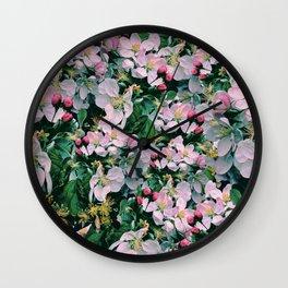 907 // Spring Memorial Wall Clock