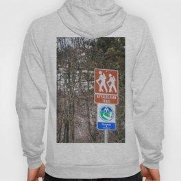 Walking the Appalachian Trail Hoody