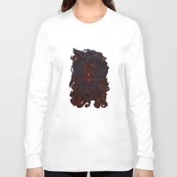 berserk Long Sleeve T-shirts featuring THE HOUND by SOMNIVAGRIOUS
