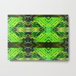 Greenie Metal Print