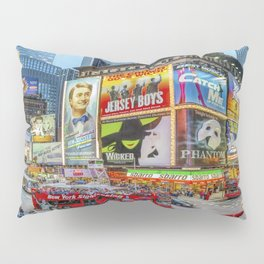 Times Square III Special Edition I Pillow Sham