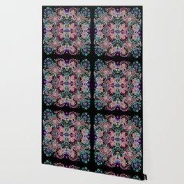 Mandala Colorful Boho Wallpaper