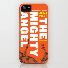The Mighty Angel iPhone Case