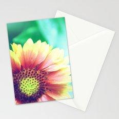 Fantasy Garden - Sunny Flower Stationery Cards
