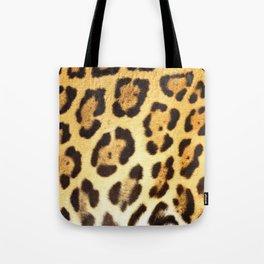 Piel de Jaguar Tote Bag