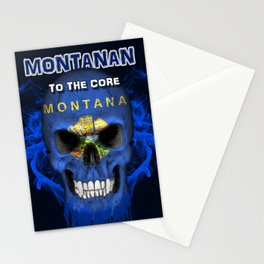 To The Core Collection: Montana Stationery Cards