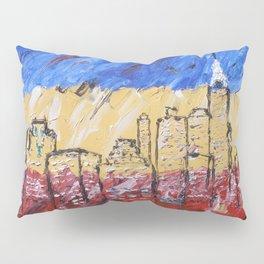 New York by Michael Pillow Sham
