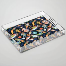 WONDERBOY Acrylic Tray