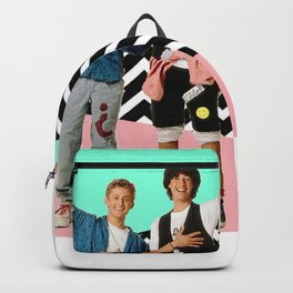 Bill and Ted Backpack