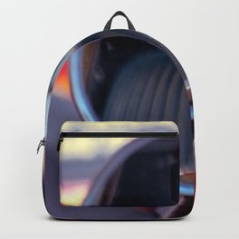 The mirror Backpack