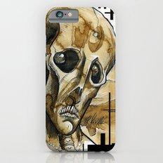 dead head iPhone 6s Slim Case