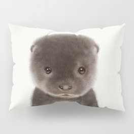 Baby Otter Pillow Sham
