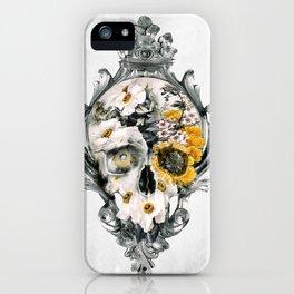 Skull Still Life iPhone Case