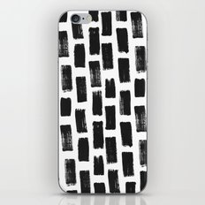 Paint Stroke Pattern iPhone & iPod Skin
