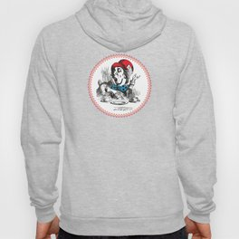Alice in Wonderland | The Mad Hatter Hoody
