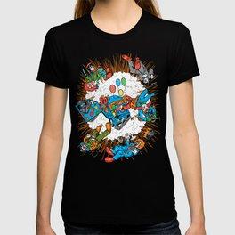 When Clown Cars Explode T-shirt