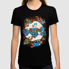 When Clown Cars Explode T-shirt