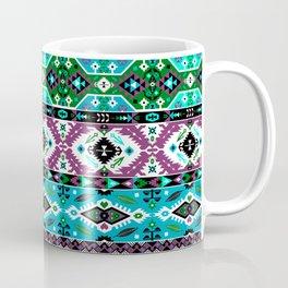 Boho Navajo Geometric Var. 12 Coffee Mug