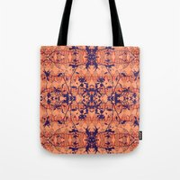 jungle Tote Bags featuring Jungle by Nahal