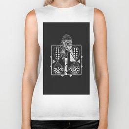 Heart on your sleeve Biker Tank