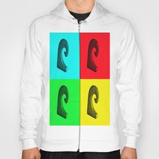 Pop Art Wave Hoody