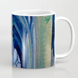 "Robert Delaunay ""Saint-Séverin No. 3"" Coffee Mug"