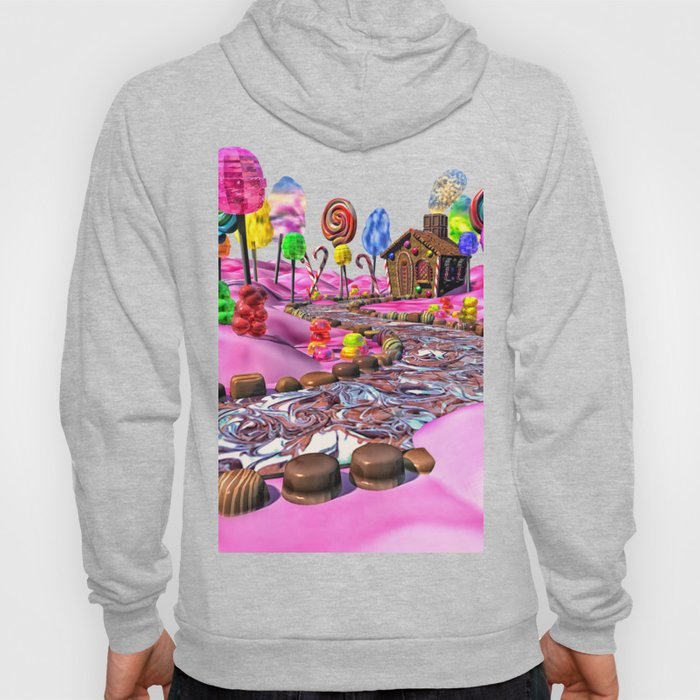 Pink Candyland Hoody