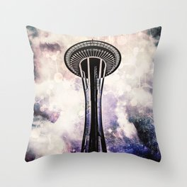 To Space Throw Pillow