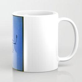 America ducking the question of origins (35mm multiple exposure) Coffee Mug