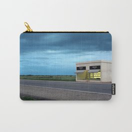 Highway 90, West of Marfa Carry-All Pouch