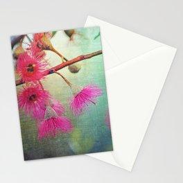 Gum Blossoms Stationery Cards