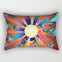 The Circle Of Life Rectangular Pillow