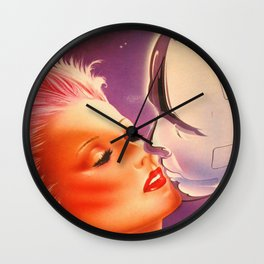 ChromeLove Wall Clock