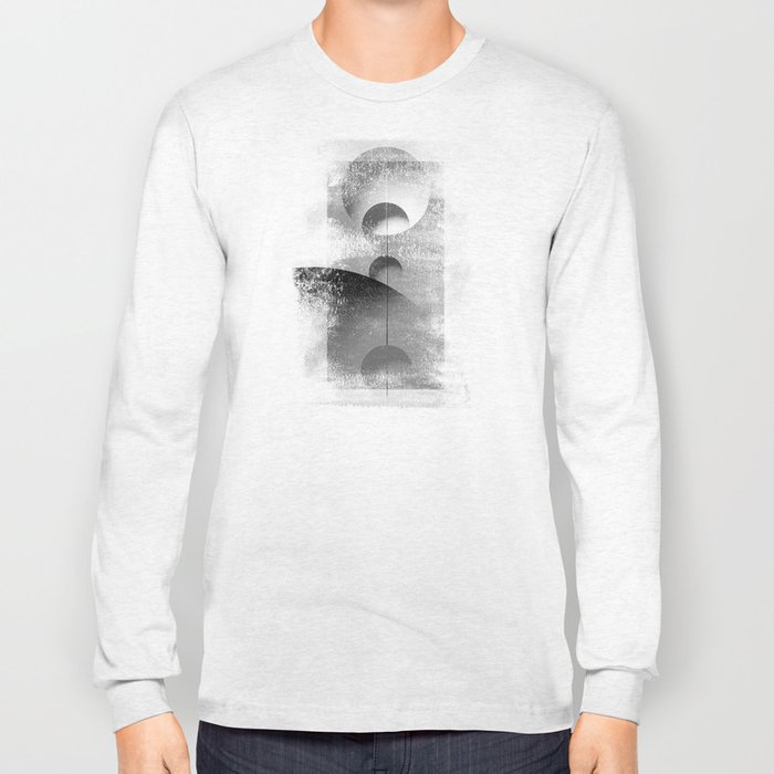 Align me not Long Sleeve T-shirt