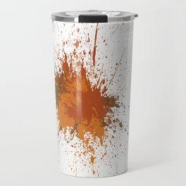 Splatter #12 Travel Mug