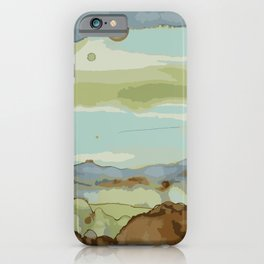Chinook iPhone Case