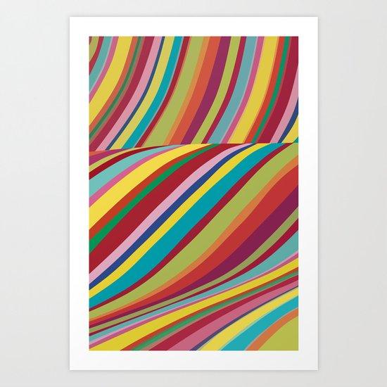 JOYRIDE Art Print