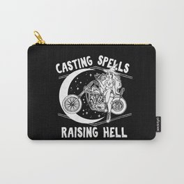 Casting Spells Raising Hell Carry-All Pouch