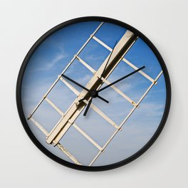 Cley Windmill, UK Wall Clock