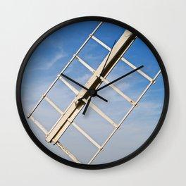 Cley Windmill, UK Wall Clock