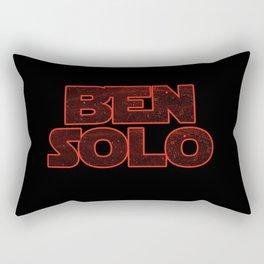 Ben Solo #1 Rectangular Pillow