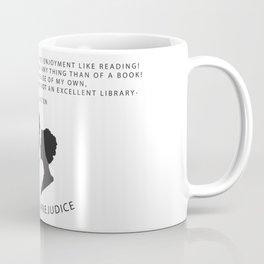 Pride and Prejudice A Coffee Mug