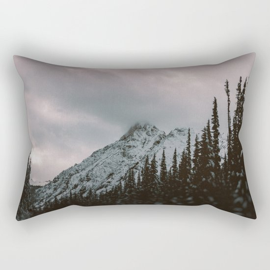 Mountain Love Rectangular Pillow