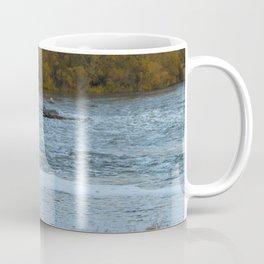 Fall at the Fox River Coffee Mug